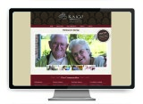 Kaigo Retirement Communities Website by The Graphic Garden Design Studio