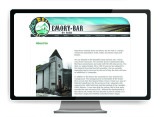 The Graphic Garden Design Studio - Emory Bar RV Park Website