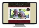 Kaigo Retirement Communities Website by The Graphic Garden Design Studio